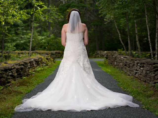 Charles and Tara's wedding in Miramichi, New Brunswick 5