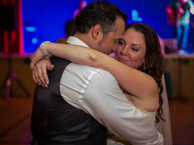 Charles and Tara's wedding in Miramichi, New Brunswick 6