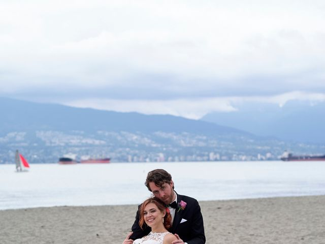 Shawn and Maeve's wedding in Vancouver, British Columbia 3