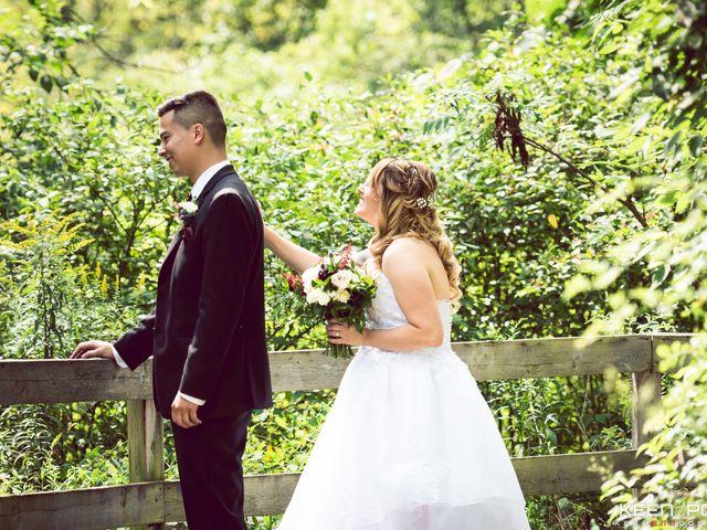 Miranda and William's wedding in Grimsby, Ontario 34