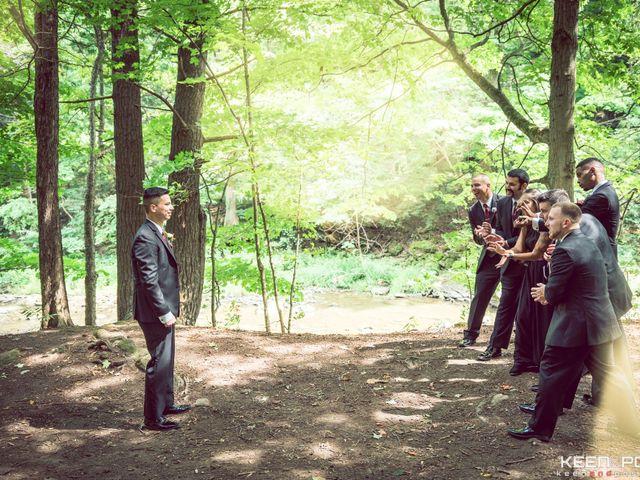 Miranda and William's wedding in Grimsby, Ontario 41