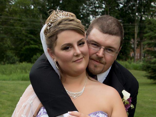 The wedding of Jenna and Armand