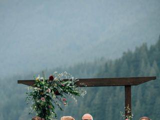 The wedding of Josh and Mehala 2