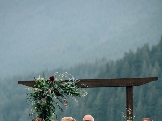 Mehala and Josh's wedding in North Vancouver, British Columbia 1