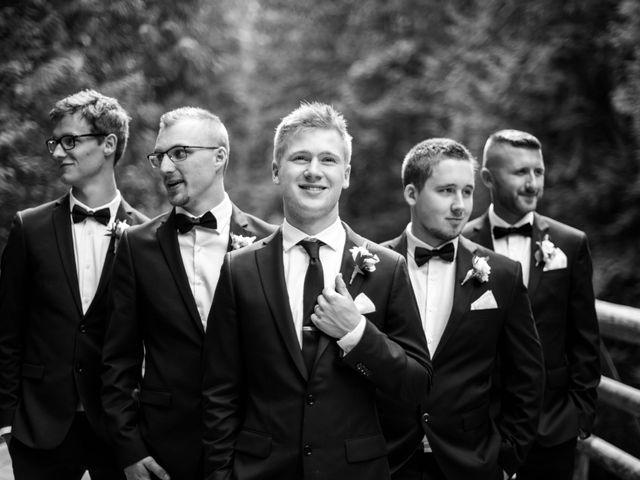 Mehala and Josh's wedding in North Vancouver, British Columbia 12