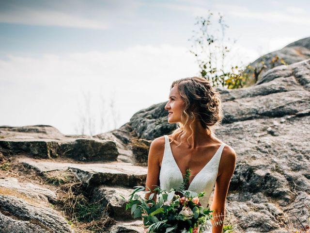 Mehala and Josh's wedding in North Vancouver, British Columbia 2