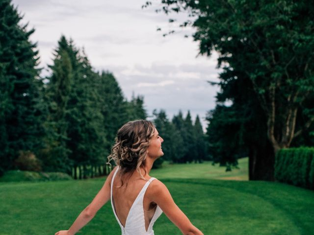 Mehala and Josh's wedding in North Vancouver, British Columbia 14