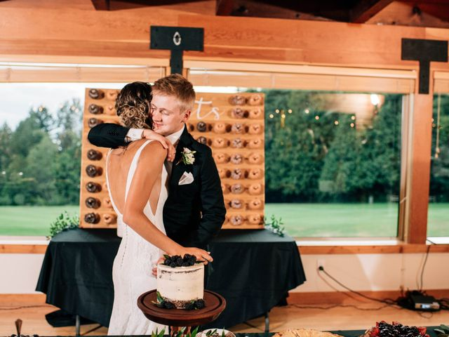 Mehala and Josh's wedding in North Vancouver, British Columbia 15