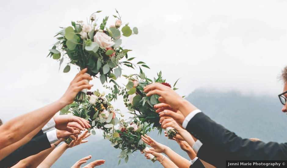 Mehala and Josh's wedding in North Vancouver, British Columbia