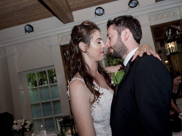 The wedding of Stephanie and Maciej