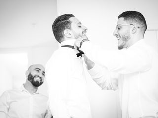 The wedding of Melis and Karim 3