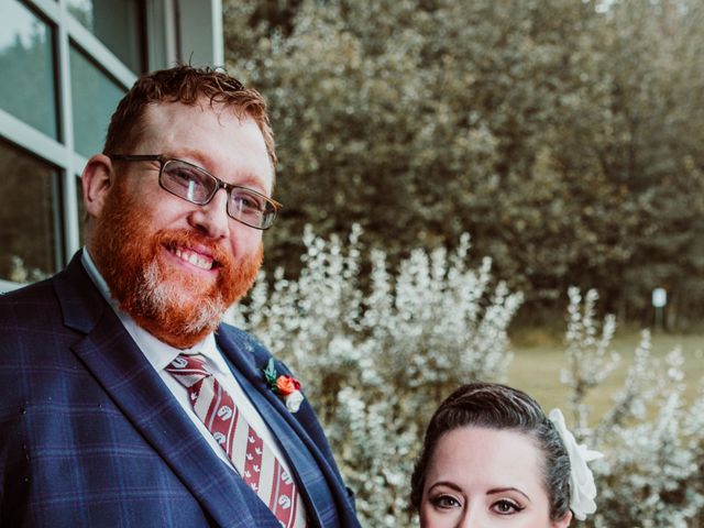 Jared and Melanie's wedding in Edmonton, Alberta 4