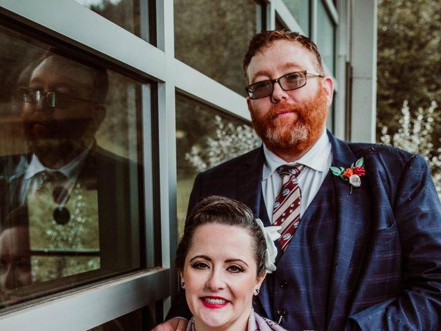 Jared and Melanie's wedding in Edmonton, Alberta 5
