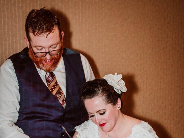 Jared and Melanie's wedding in Edmonton, Alberta 9