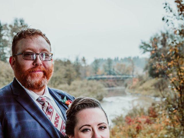 Jared and Melanie's wedding in Edmonton, Alberta 13