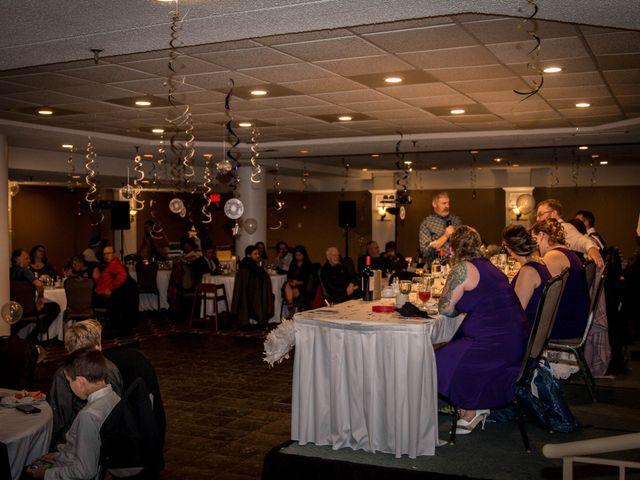 Jared and Melanie's wedding in Edmonton, Alberta 16