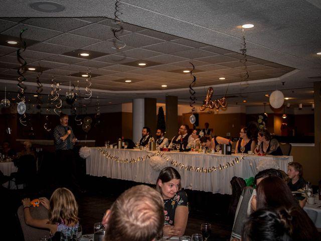 Jared and Melanie's wedding in Edmonton, Alberta 18