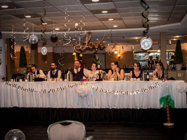 Jared and Melanie's wedding in Edmonton, Alberta 19