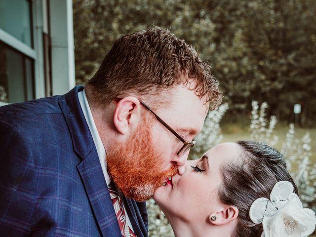 Jared and Melanie's wedding in Edmonton, Alberta 29