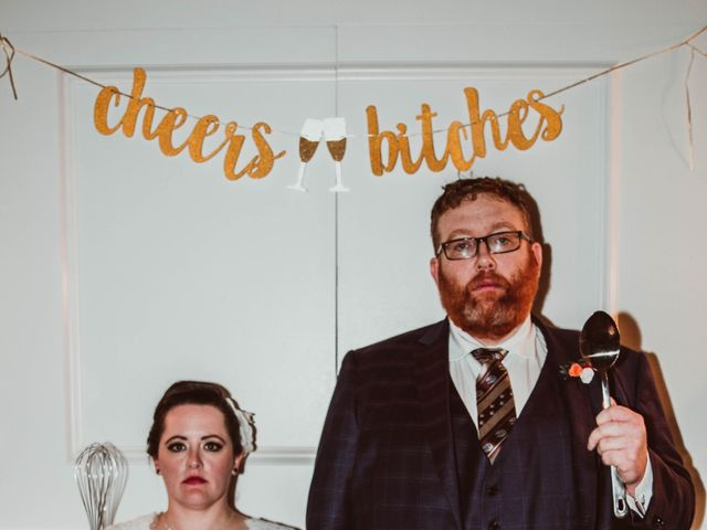 Jared and Melanie's wedding in Edmonton, Alberta 30
