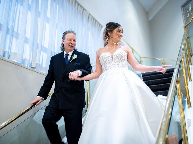 The wedding of Cynthia and Pawel