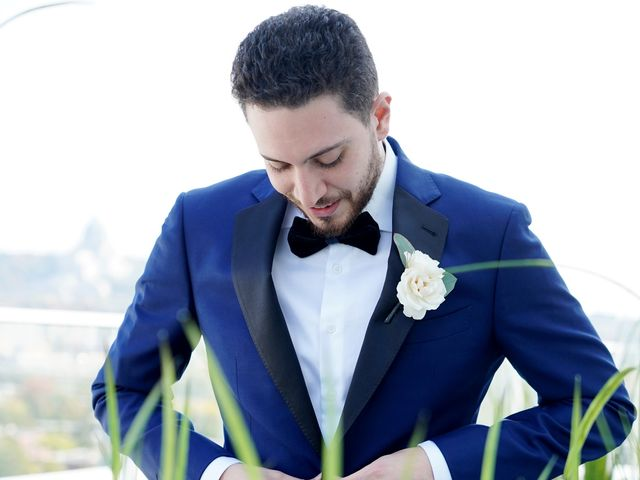 Karim and Melis's wedding in Montreal, Quebec 8