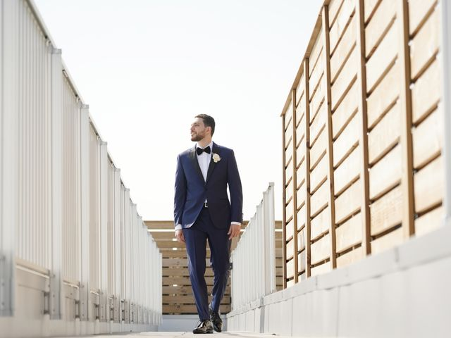 Karim and Melis's wedding in Montreal, Quebec 9