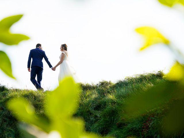 The wedding of Melis and Karim