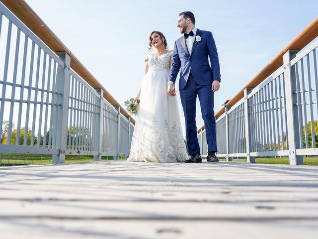 Karim and Melis's wedding in Montreal, Quebec 23