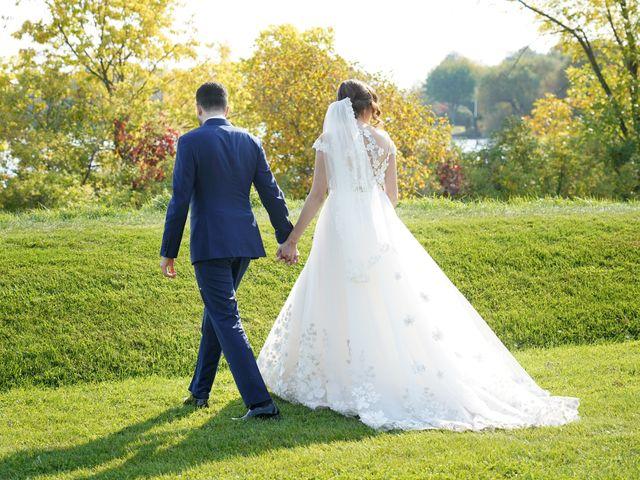 Karim and Melis's wedding in Montreal, Quebec 25