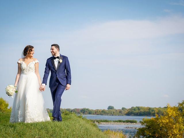 Karim and Melis's wedding in Montreal, Quebec 26
