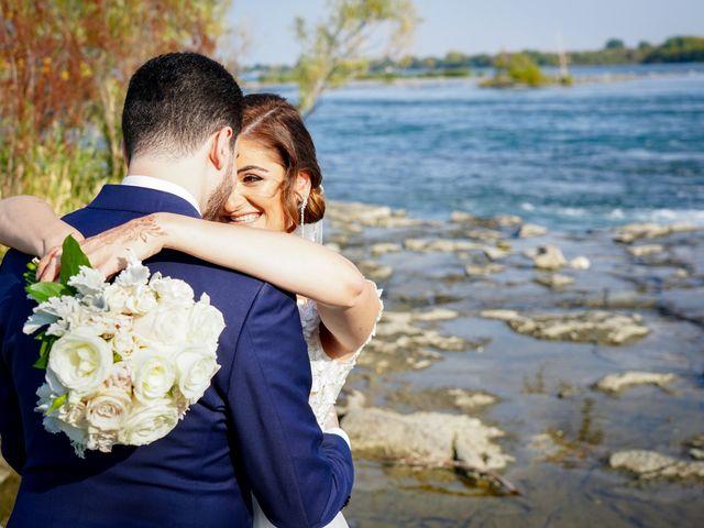 Karim and Melis's wedding in Montreal, Quebec 28