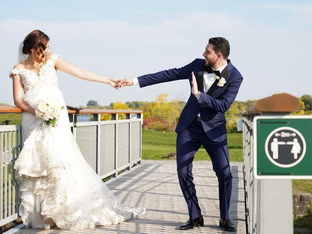 Karim and Melis's wedding in Montreal, Quebec 2