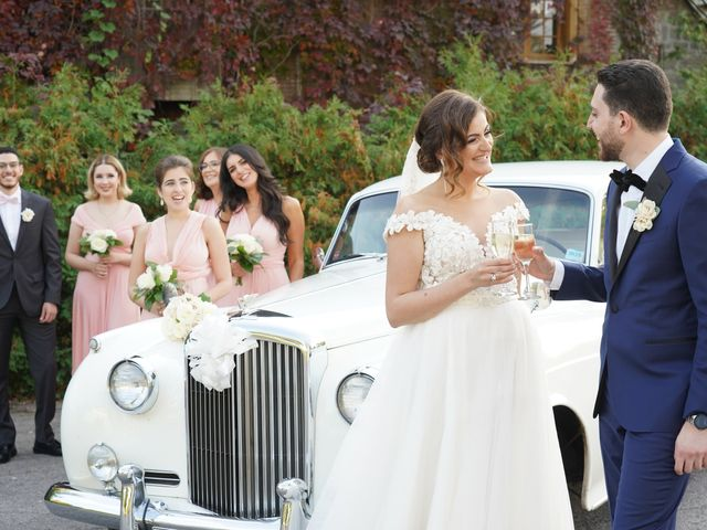 Karim and Melis's wedding in Montreal, Quebec 36