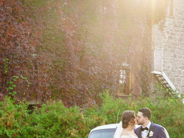 Karim and Melis's wedding in Montreal, Quebec 37