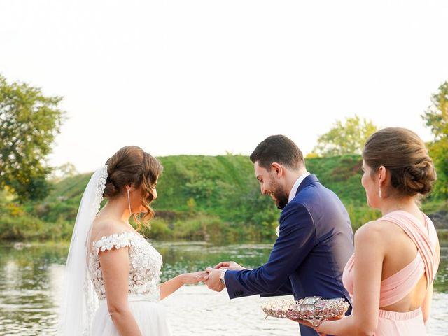 Karim and Melis's wedding in Montreal, Quebec 46