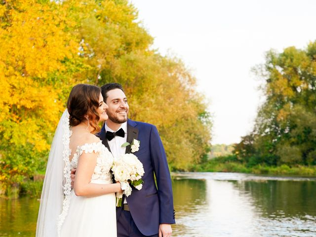 Karim and Melis's wedding in Montreal, Quebec 50
