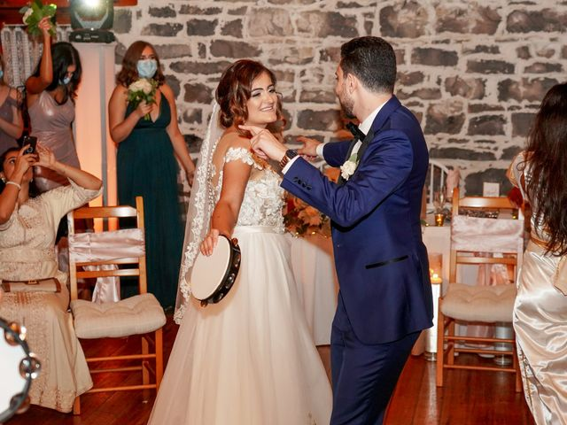 Karim and Melis's wedding in Montreal, Quebec 59