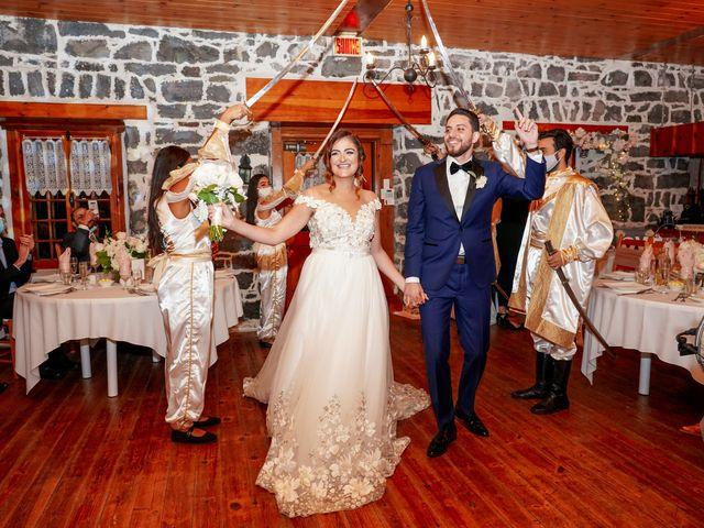 Karim and Melis's wedding in Montreal, Quebec 62