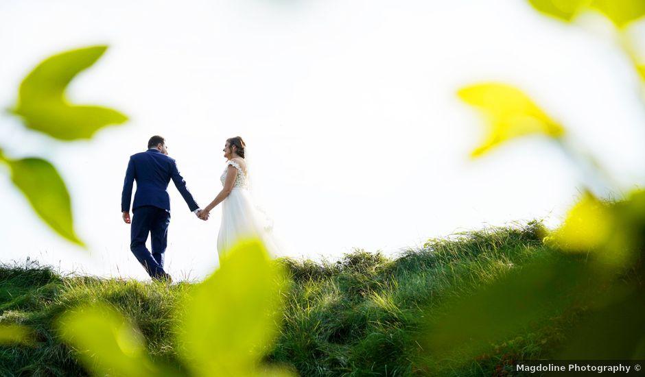 Karim and Melis's wedding in Montreal, Quebec