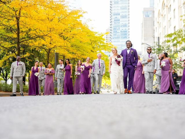 Demmy and Emily's wedding in Montreal, Quebec 17