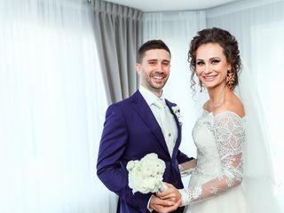 The wedding of Ruslan and Anna