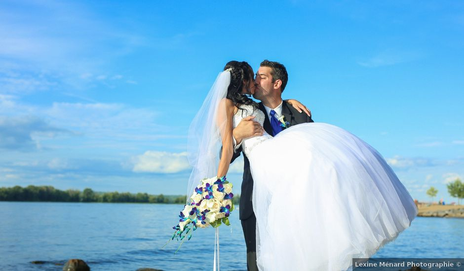 Chad and Sonia\'s wedding in Cornwall, Ontario - Weddingwire.ca