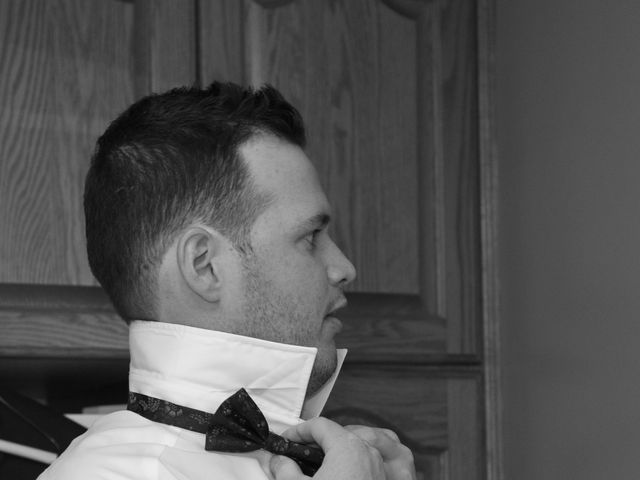 Cole and Bailey's wedding in Chatham-Kent, Ontario 16