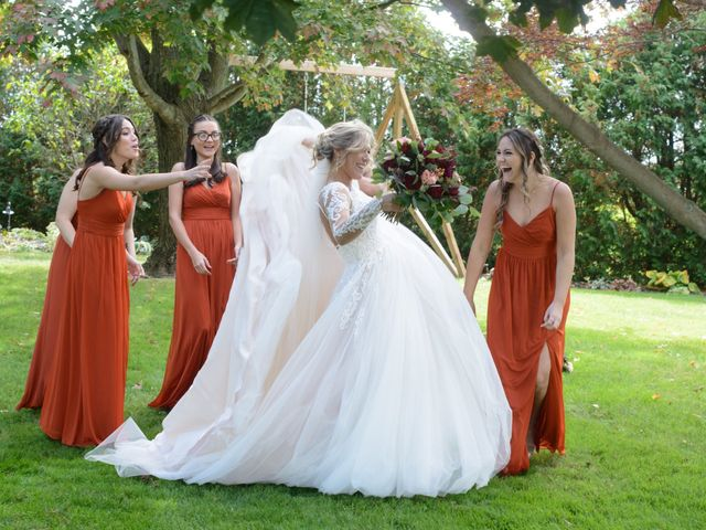 Cole and Bailey's wedding in Chatham-Kent, Ontario 30