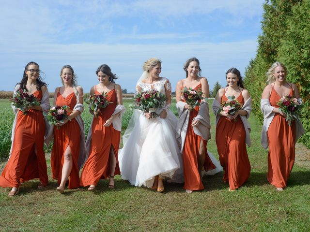 Cole and Bailey's wedding in Chatham-Kent, Ontario 37