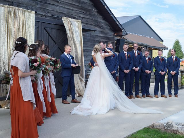 Cole and Bailey's wedding in Chatham-Kent, Ontario 50