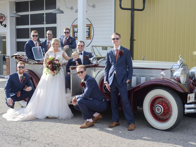 Cole and Bailey's wedding in Chatham-Kent, Ontario 56