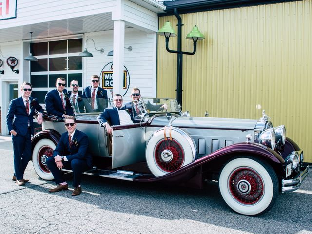 Cole and Bailey's wedding in Chatham-Kent, Ontario 58
