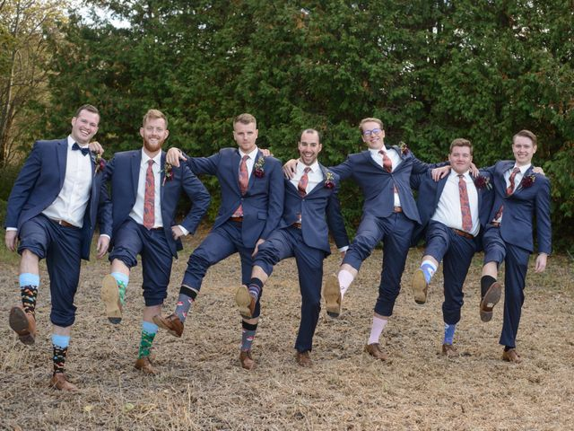Cole and Bailey's wedding in Chatham-Kent, Ontario 81